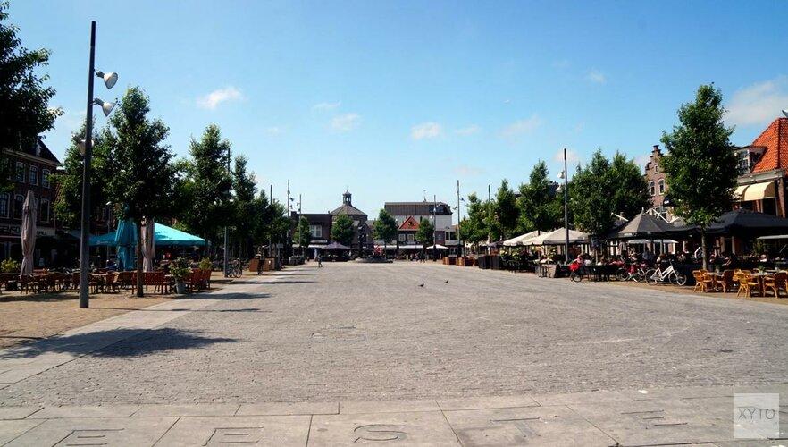Fontein Koemarkt doet het vanaf woensdag weer