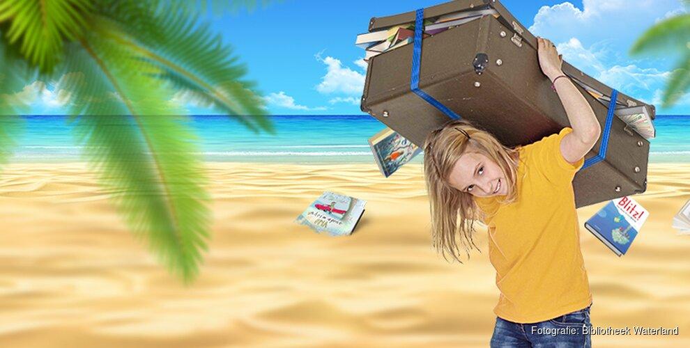 De VakantieBieb, het zomercadeautje van de Bibliotheek