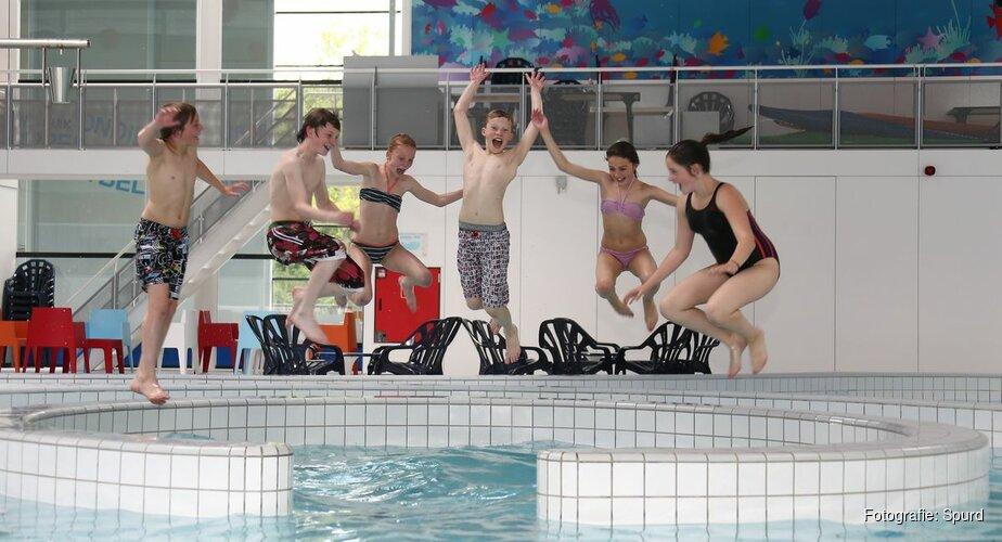 Alle baden Leeghwaterbad de komende drie weken beschikbaar
