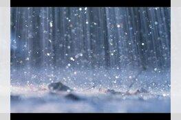 Buien, onweer en hagel op komst