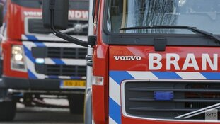 Grote schade na brand zonnestudio in Purmerend