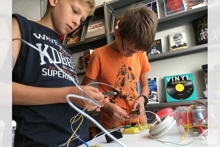 Twaanlab: het onderwijs van de toekomst in Bibliotheek Purmerend