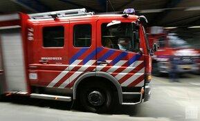 Purmerendse redt buurvrouw met ladder uit brandende slaapkamer