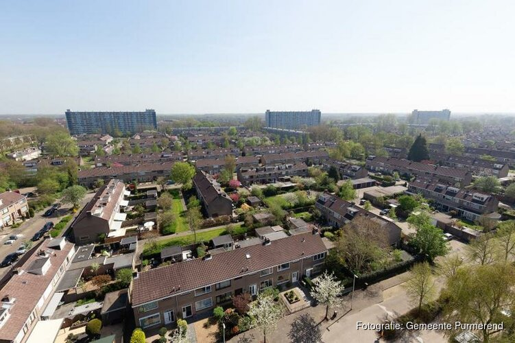 Gemeente en Intermaris samen aan de slag met Wheermolen-Oost