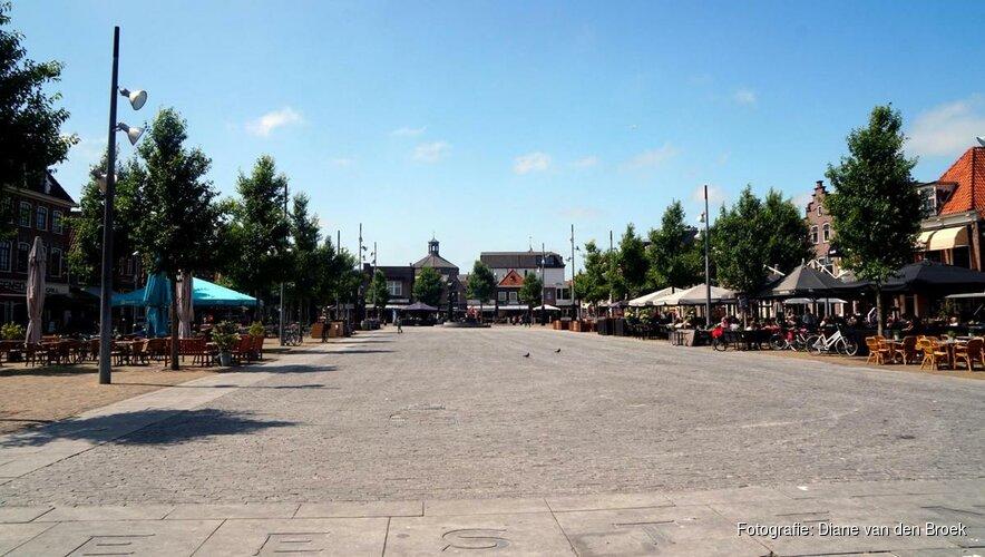 Matsmarkt op de Koemarkt