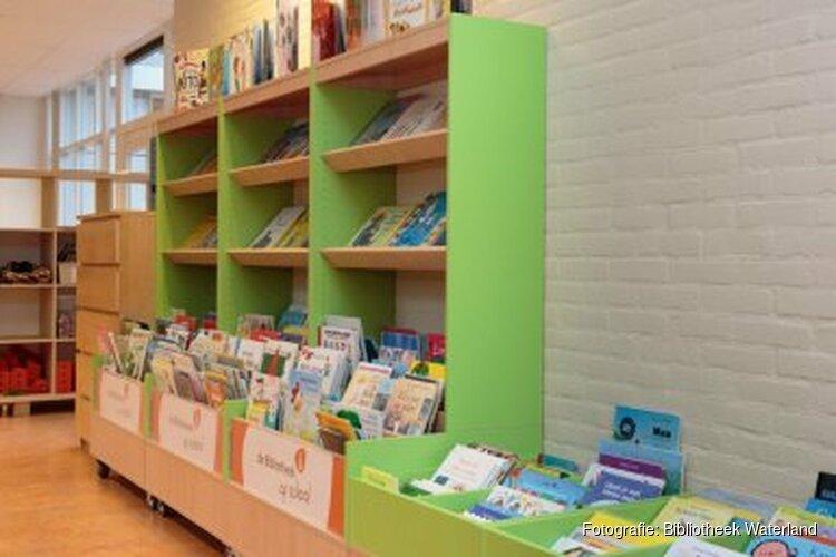 UITSMIJTER Kinderboekenweek in Bibliotheek Purmerend