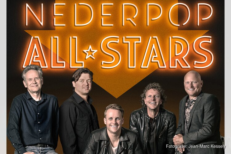 Pop in je moerstaal: Nederpop All Stars in de Purmaryn