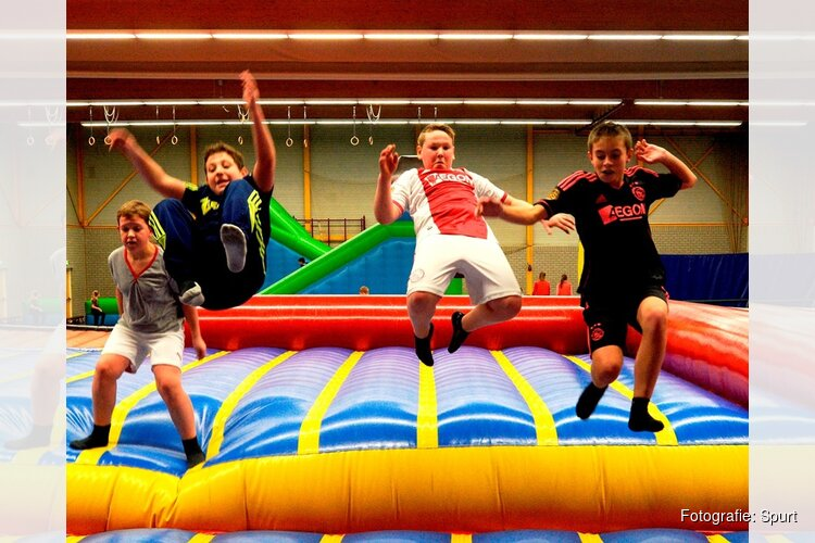 Kinderen sportief en creatief actief tijdens PurVak in herfstvakantie