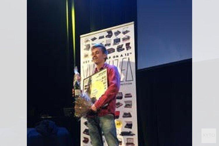 DJ Mylow winnaar van Vinylized 2018