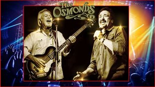 The Osmond Brothers naar P3 Purmerend