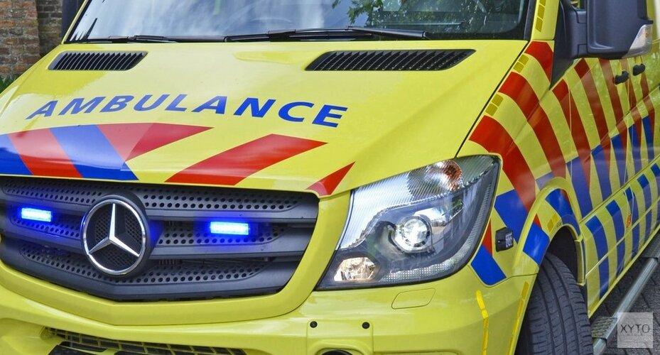 Drie gewonden bij aanrijding op Gorslaan