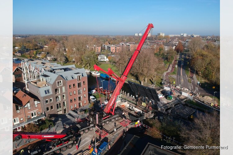 Hoornsebrug vanaf 17 december weer open