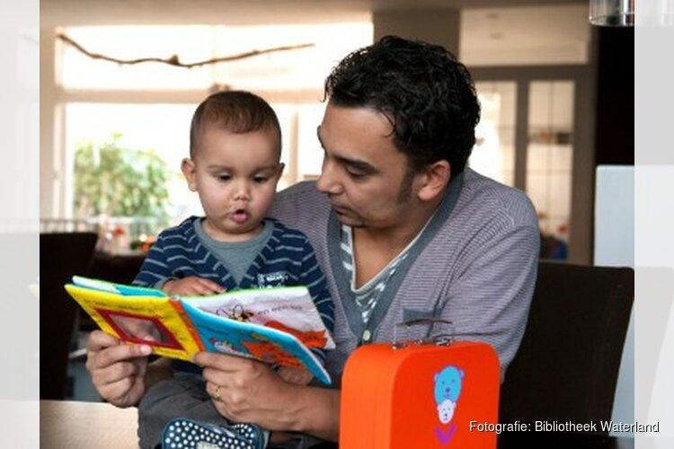 Spelenderwijs taal ontdekken tijdens de Peuterparty in de Bibliotheek