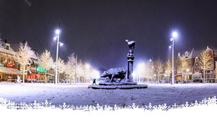 Winters Purmerend, een maand lang ouderwets winter