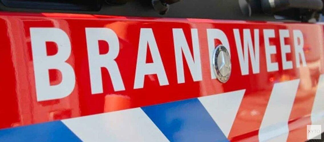 Autobrand op de Grotenhuysweg(video)
