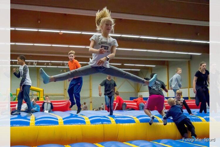 PurVak in kerstvakantie: kinderen sportief en creatief actief