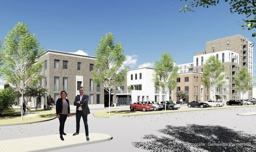 Overeenkomst voor bouw 116 woningen Brantjesoever