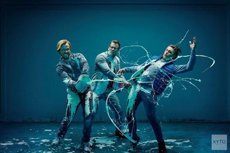 Waldemar Torenstra, Thijs Römer en Frederik Brom voor het eerst samen op het toneel