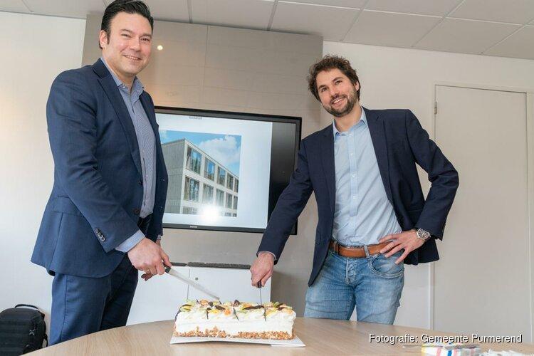 Duurzame bouwer voor ontwikkeling tijdelijke woningen