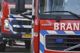 Camper uitgebrand in Zeevangstraat