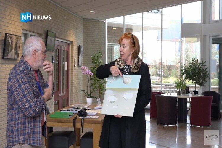 Bijzondere kunstkoffers reizen een jaar lang door de Beemster