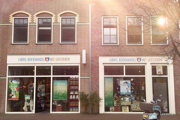 Twee winnaars van de Boekhandelsprijs bij Het Leesteken