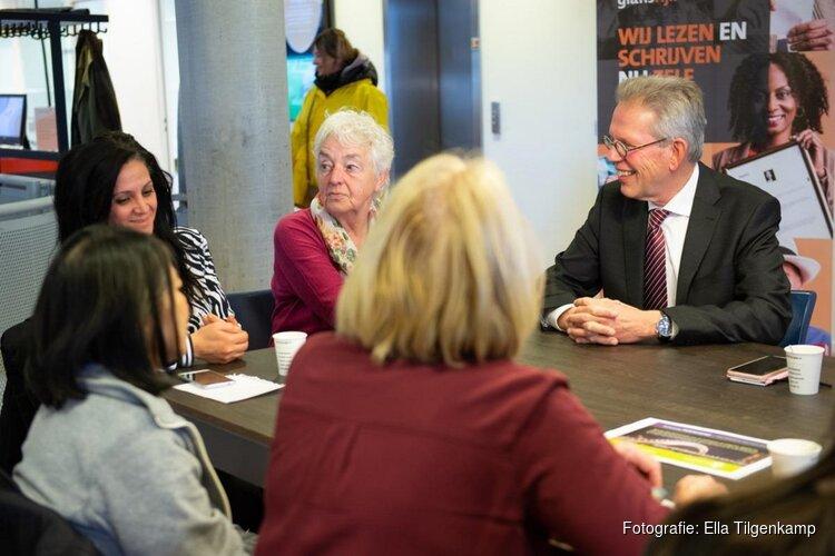 Burgemeester krijgt tips over fusie