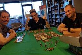 KUNSTGENOTEN in beweging organiseert een spelletjesochtend in de Bibliotheek