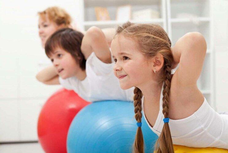 Iedere woensdag Kids Cardio bij Wellness Profi Center