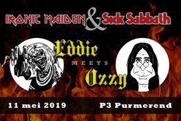 Sick Sabbath en Ironic Maiden in P3 Purmerend