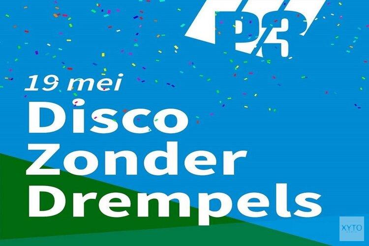 Disco zonder drempels in P3