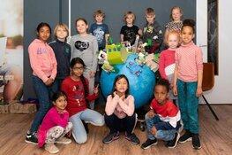 Kinderen bouwen hun eigen stukje stad