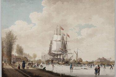 Expositie 200 jaar Groot NoordHollandsch Kanaal, 24 mei-27 oktober2019