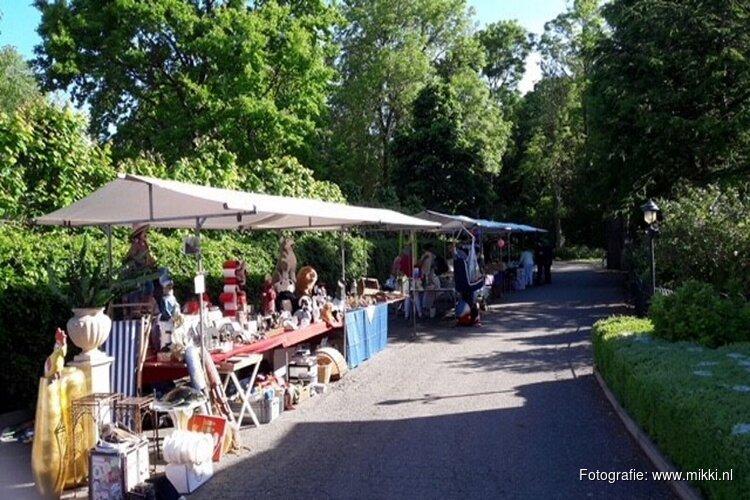 Snuffelmarkt 30 mei Golfbaan Kavel II te Middenbeemster