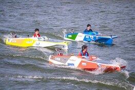 Zonnebootrace is spektakel voor het hele gezin
