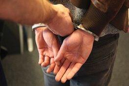 Aanhouding na mishandeling