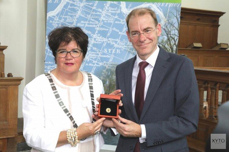 De Koninklijke Nederlandse Munt eert het 20-jarig jubileum van UNESCO werelderfgoed Droogmakerij de Beemster met officiële herdenkingsmunt