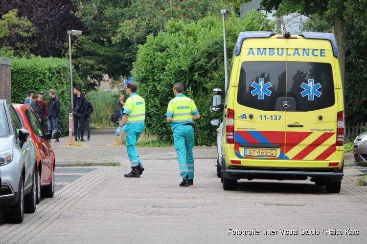 Steekpartij in Purmerend, een persoon gewond