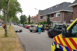 Bromfietsster gewond in Purmerend