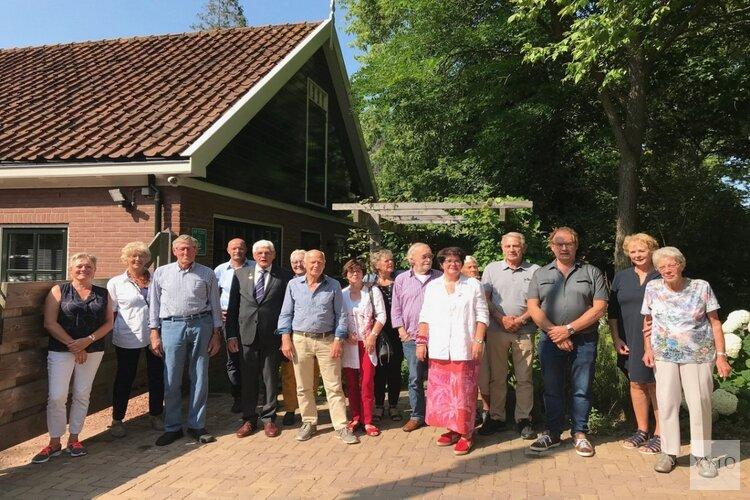 Veteranenmiddag in Beemster bij het Arboretum