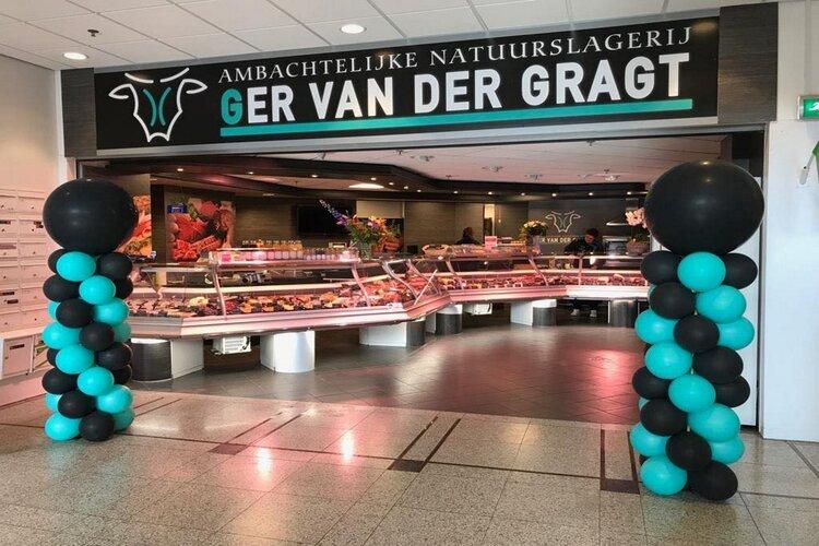 Natuurslagerij Ger van der Grag van 2 t/m 16 september dicht