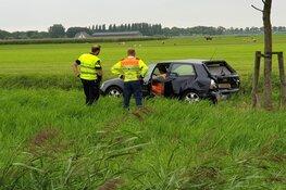 Ongeval op A7 nabij Zuidoostbeemster