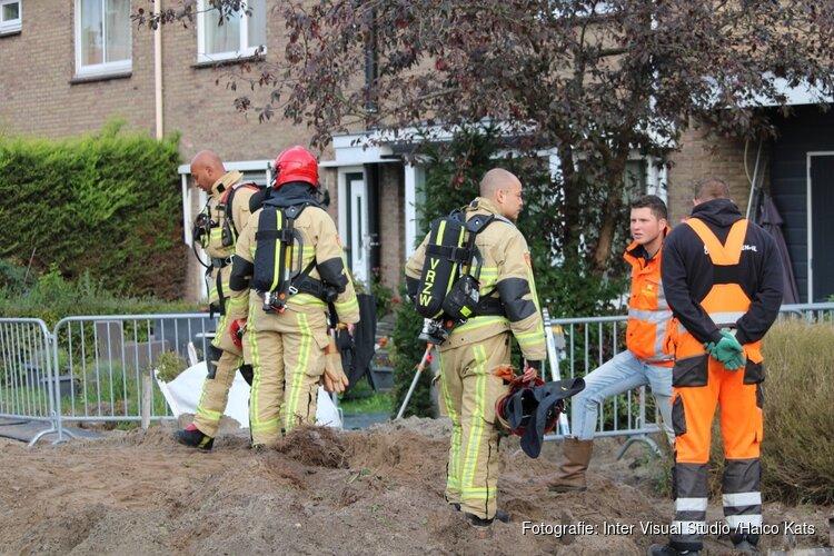 Werkzaamheden gasvrije wijk stilgelegd in Purmerend