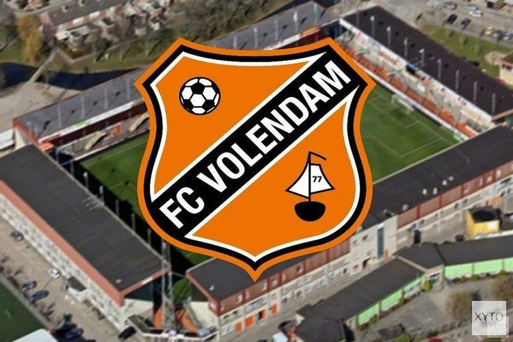 FC Volendam doet zich wederom tekort