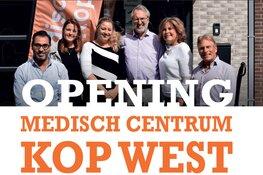 Opening Medisch Centrum Kop West