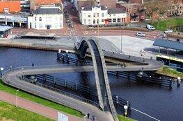Melkwegbrug per 1 oktober deels weer open
